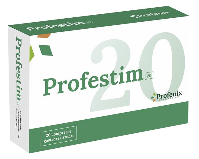 PROFESTIM 20 COMPRESSE - Farmaseller