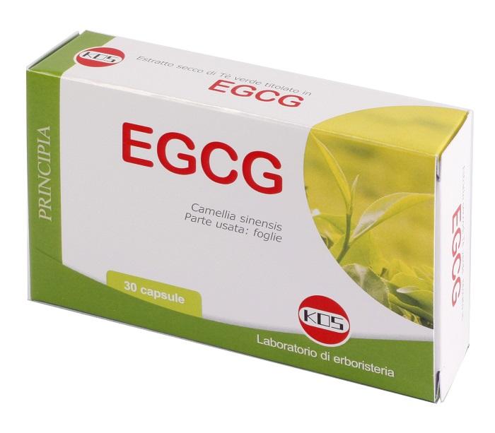 EGCG THE VERDE 30 CAPSULE NUOVA FORMULA - Farmastar.it
