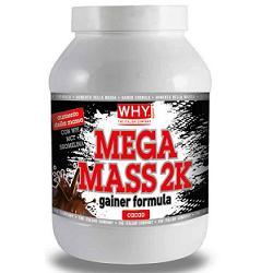 MEGA MASS 2K GAINER FORMULA CACAO - FARMAEMPORIO