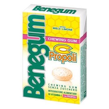BENEGUM C PROPOLI CHEWING GUM - Biofarmasalute.it