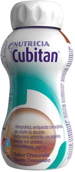 CUBITAN CIOCCOLATO 4 X 200 ML - Farmalke.it