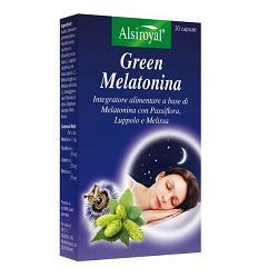 GREEN MELATONINA 30 CAPSULE