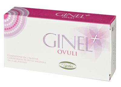 GINEL PLUS 10 OVULI VAGINALI - Farmacia Centrale Dr. Monteleone Adriano