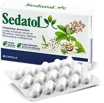 SEDATOL 30 CAPSULE NUOVA FORMULAZIONE - Farmaci.me