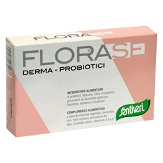 FLORASE DERMA 40 CAPSULE BLISTER 16 G - Farmaseller