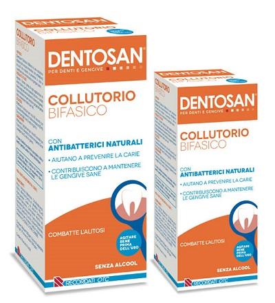 DENTOSAN COLLUTORIO BIFASICO 200 ML - Farmacia Bartoli