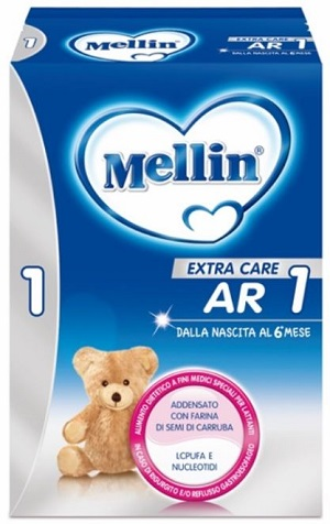 MELLIN AR 1 600 G - Farmabellezza.it