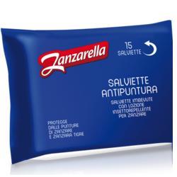 ZANZARELLA PMC SALVIETTINE 15 PEZZI - Farmawing
