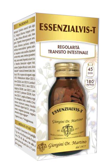 ESSENZIALVIS T 180 PASTIGLIE - Farmacia Basso