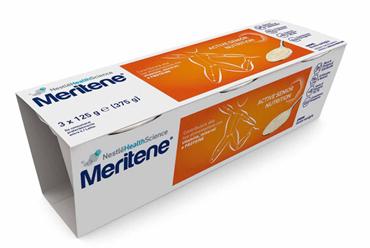 MERITENE CREME VANIGLIA 3 X 125 G - farmaciafalquigolfoparadiso.it