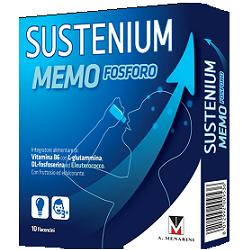 SUSTENIUM MEMO FOSFORO 10 FLACONCINI 10 ML - Farmaciaempatica.it
