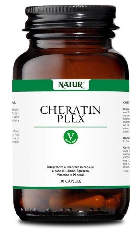 CHERATIN PLEX 90 CAPSULE - Farmaseller