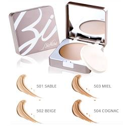 DEFENCE COLOR BIONIKE FONDOTINTA COMPATTO SECOND SKIN 502 BEIGE - Carafarmacia.it