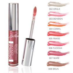 DEFENCE COLOR BIONIKE CRYSTAL LIPGLOSS 305 FRAISE - Farmaci.me