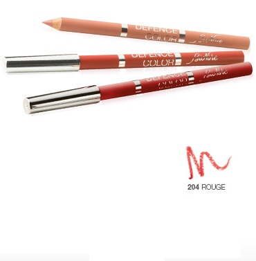 DEFENCE COLOR BIONIKE MATITA LABBRA LIP DESIGN 204 ROUGE - Farmacia 33