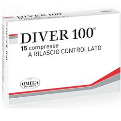 DIVER 100 15 COMPRESSE - Farmapage.it