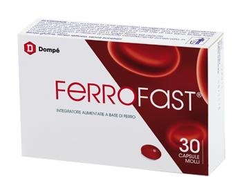 FERROFAST 30 CAPSULE MOLLI - latuafarmaciaonline.it