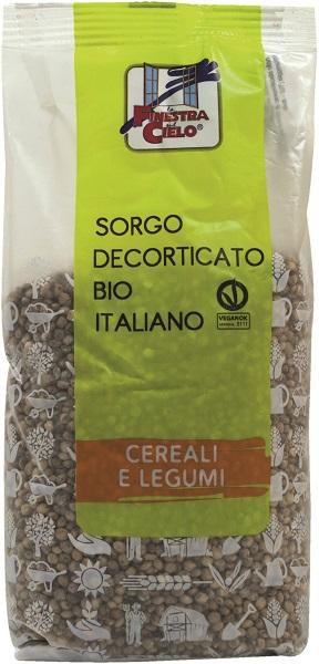 FSC SORGO DECORTICATO BIO 500 G - FARMAEMPORIO