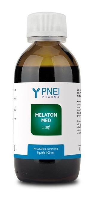 SOLUZIONE IDROALCOLICA MELATONMED 1 MG 100 ML - Farmacia Basso