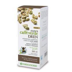CAFFE' VERDE DRENANTE 500 ML - FARMAEMPORIO