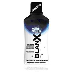 BLANX WHITE SHOCK COLLUTORIO 500 ML - Farmapc.it