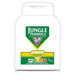 JUNGLE FORMULA JUNIOR LOZIONE 125 ML - Farmacia Bartoli