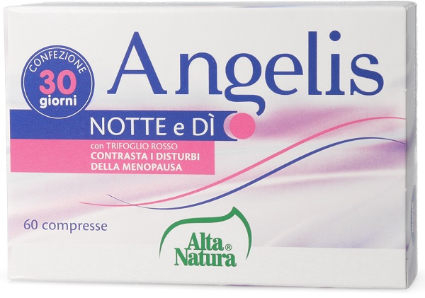 ANGELIS NOTTE E DI' 60 COMPRESSE 57 G - Farmastar.it