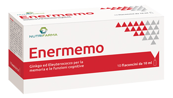 ENERMEMO 10 FLACONCINI 10 ML - Farmapage.it