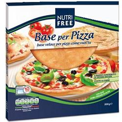 NUTRIFREE BASE PER PIZZA 200 G - FARMAPRIME