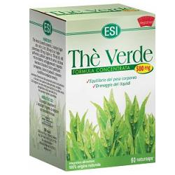THE VERDE ESI 60 NATURCAPSULE 500 MG - Farmaconvenienza.it