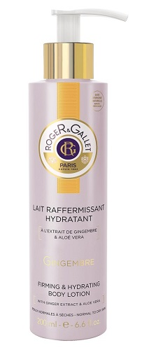 ROGER&GALLET GINGEMBRE LATTE CORPO 200 ML - Farmajoy