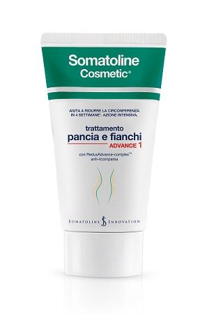 SOMATOLINE COSMETIC SNELLENTE TRATTAMENTO PANCIA E FIANCHI ADVANCE 1 150 ML - Turbofarma.it