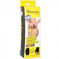 SANICO SLIMAGRA ABDOMEN PLUS NERO XL - Farmacento