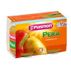 PLASMON OMOGENEIZZATO PERA 104 G 2 PEZZI - farmaciadeglispeziali.it