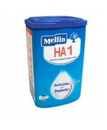 Mellin Latte Di Crescita HA1 Latte In Polvere 600g - FARMAPRIME