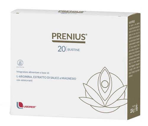 PRENIUS 20 BUSTINE - Farmafirst.it
