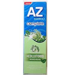 AZ COMPLETE FRESCHEZZA DELICATA + COLLUTORIO DENTIFRICIO 75 ML - Farmaci.me