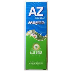 AZ COMPLETE ALLE ERBE DENTIFRICIO 75 ML - Carafarmacia.it