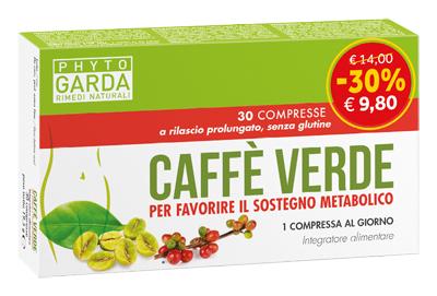 CAFFE VERDE PG 30 COMPRESSE - Spacefarma.it