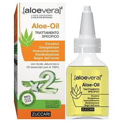 ALOEVERA2 ALOE OIL - Farmaunclick.it