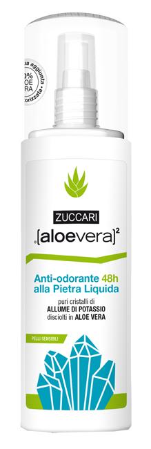 ALOEVERA2 ANTI-ODORANTE ALLA PIETRA LIQUIDA - Farmastar.it