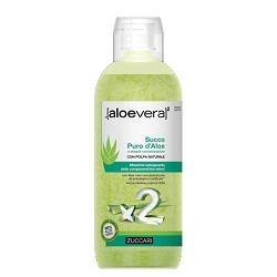 Aloevera2 Succo Puro D'Aloe a Doppia Concentrazione 1000ml - Sempredisponibile.it
