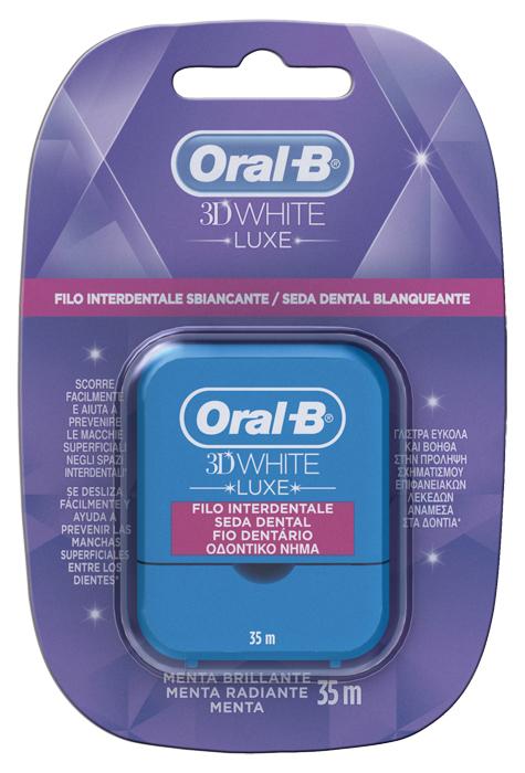 ORALB FILO 3D LUXE 35 MT - Farmacia Centrale Dr. Monteleone Adriano