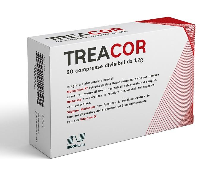 TREACOR 20 COMPRESSE - Farmacia Centrale Dr. Monteleone Adriano