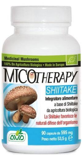 MICOTHERAPY SHIITAKE 90 CAPSULE  - Iltuobenessereonline.it