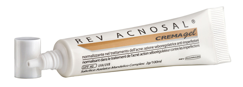 REV ACNOSAL CREMAGEL 30 ML - Farmafamily.it