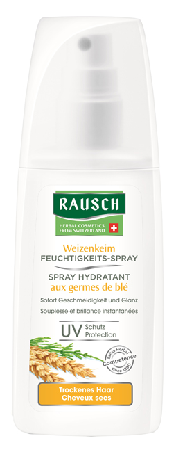RAUSCH SPRAY IDRATANTE AL GERME DI FRUMENTO 100 ML - Farmaci.me