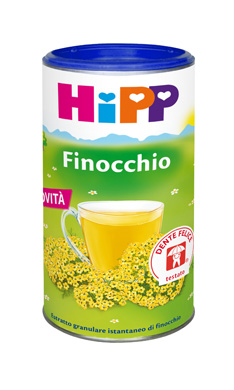 HIPP TISANA FINOCCHIO 200 G - Farmapage.it