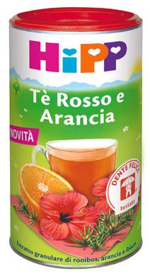 HIPP TISANA ISO TE' ROSSO ARANCIA 200 G - Farmapage.it
