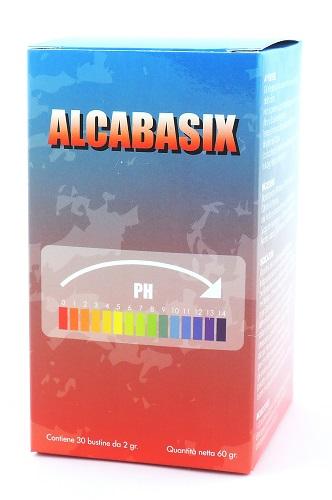 ALCABASIX 30 BUSTINE 2 G - Farmacistaclick